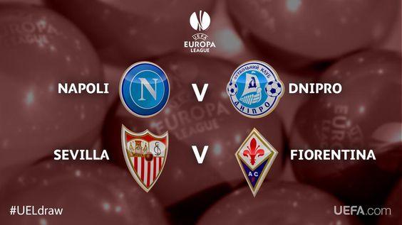 Europa League: así quedaron las llaves de las semifinales