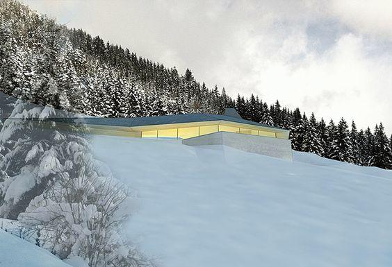 Elmar Ludescher. Architekt.