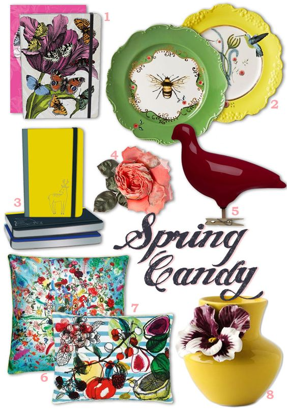 Jenni's Table: Spring Candy shopping links