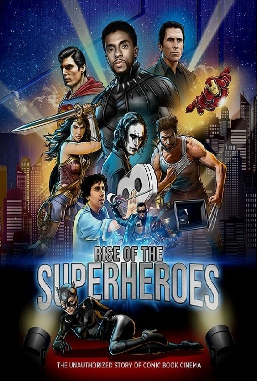 Rise Of The Superheroes 2019 Streaming Ita Cb01 Film Completo