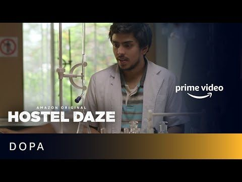 Hostel Daze Is An Indian Young Adult Comedy Series For Which