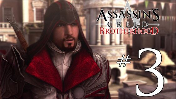 Assassin's Creed: Brotherhood ⌠PS3⌡ - Part 3