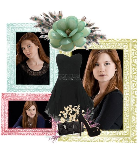 """Bonnie Wright"" by jen8f9 ❤ liked on Polyvore"