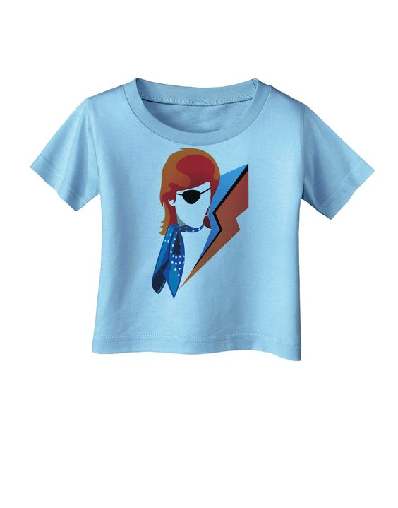 TooLoud The Glam Rebel Infant T-Shirt