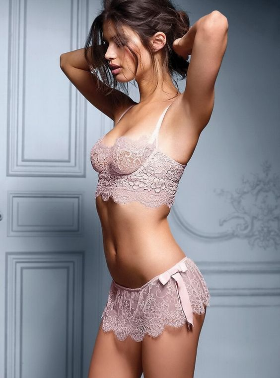Beautiful Pink Lace #LiveLoveLingerie #figleaves #Lingerie