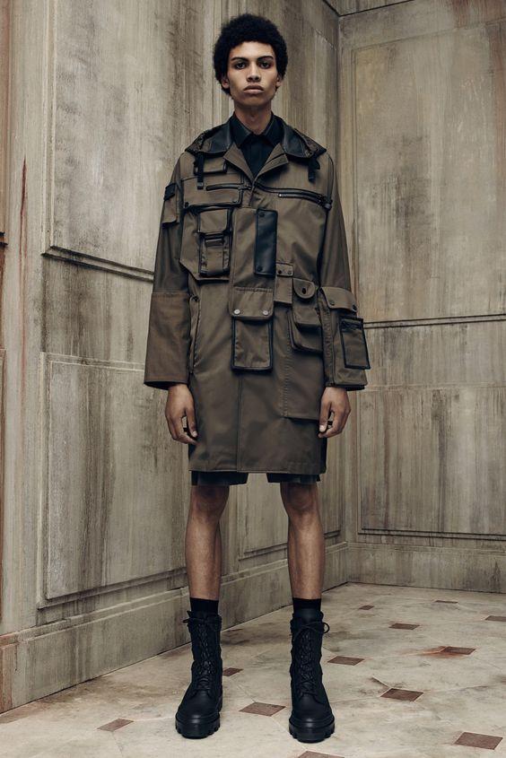 Balenciaga Spring 2016 Menswear - Collection - Gallery - Style.com