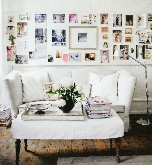 25 DIY ways to hang photos in your house