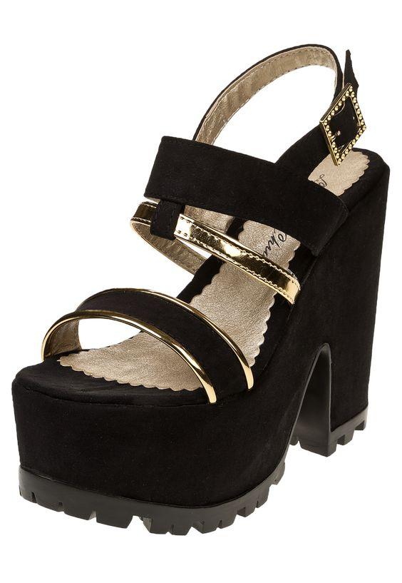 Pretty Platform Shoes