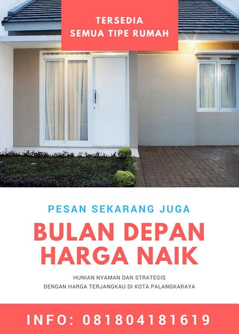 Harga Kredit Perumahan Kpr Btn Di Palangka Kpr Rumah Kota