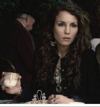 Noomi Rapace in Sherlock Holmes 2. love her hair ...