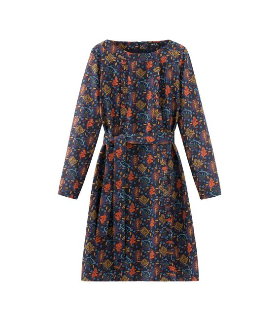 Maja dress - Multicoloured - Robe - A.P.C.