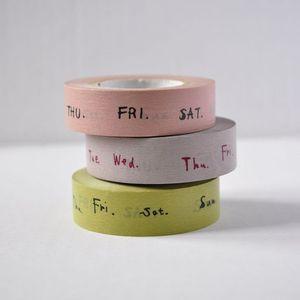 Masking tape week 15m
