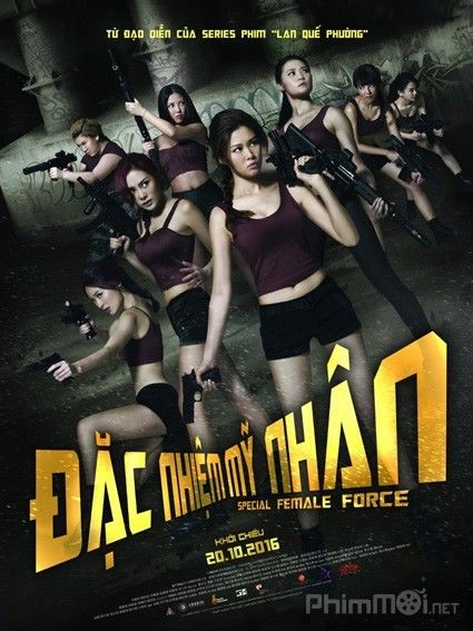 Phim Đặc Nhiệm Mỹ Nhân