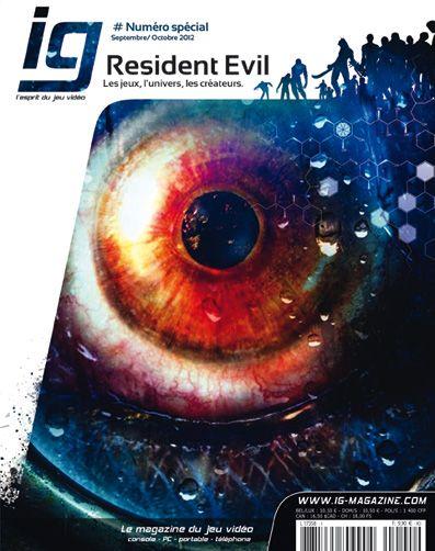 IG Magazine spécial Resident Evil disponible dès le 7 septembre | DofusMotion Actu !