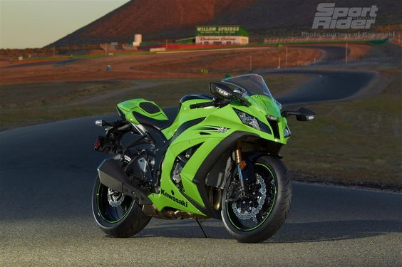 Kawasaki ZX10R #Motorcycle #Sportsbike #Kawasaki