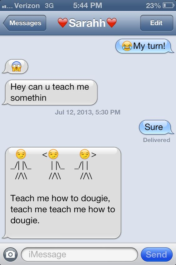 That's great! Ruthie always tries to make people with the emoji things! Im gonna do this to someone!!