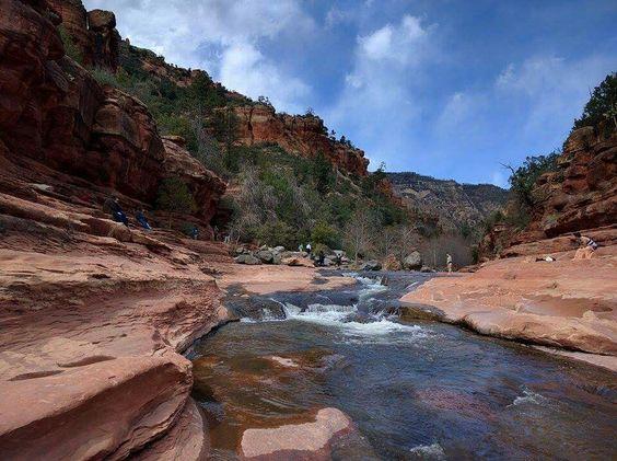 Oak Creek Canyon in Sedona, AZ.  Photo by Bhavin Nayak.