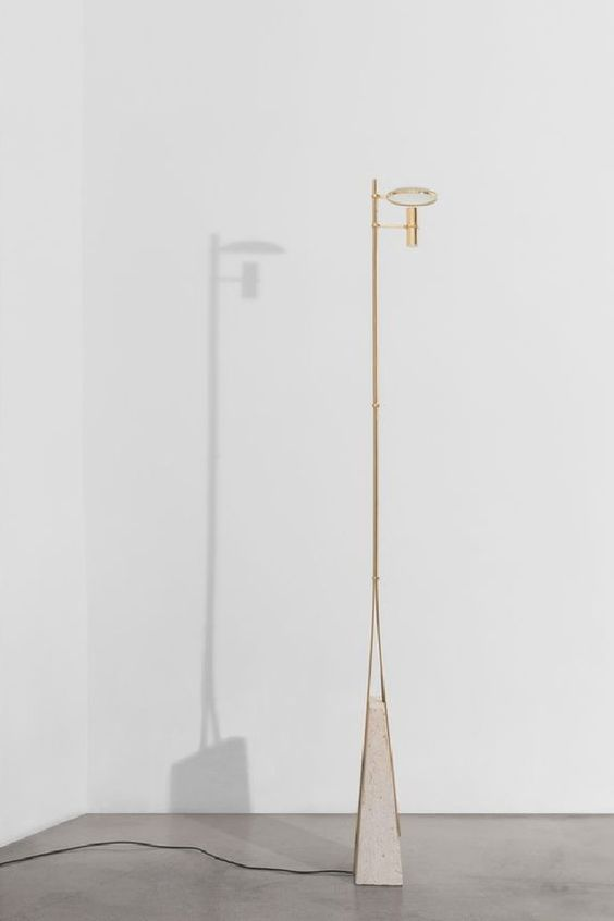 studio formafantasma. 'magnifier' floor lamp | Visit http://modernfloorlamps.net for more inspiring images