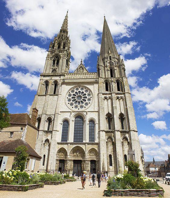 Catedral de Chartres - Wikipedia, la enciclopedia libre