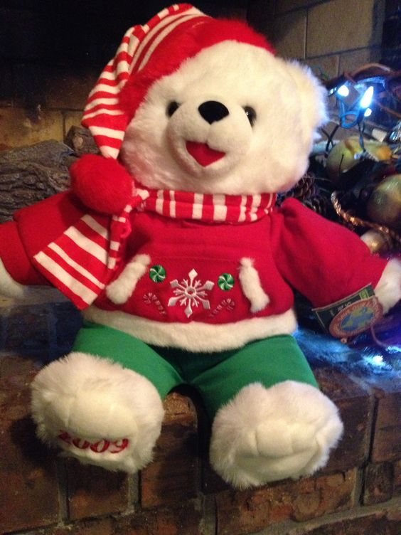 2009 DanDee Kmart Teddy Bear Replacement Loveys