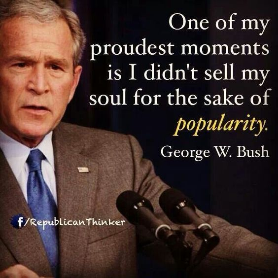 George W. Bush -43rd President of the United States of America.  He became President on January 20, 2001.   I know those who have!
