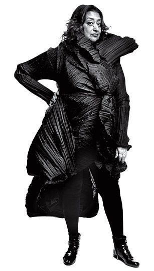 Zaha Hadid: