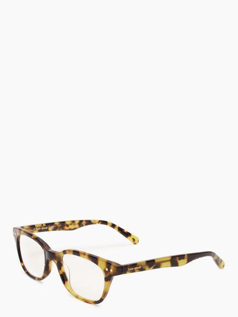 Kate Spade | rebecca tortoise eye glasses