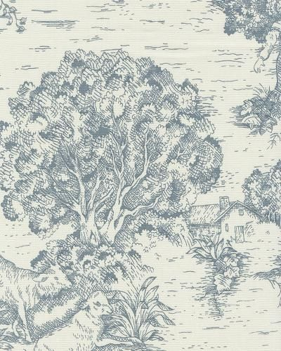 Ort Toile $8.95 guest bedroom