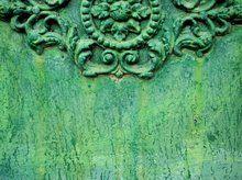 Classic green door / Puerta verde clásica. Tomelloso, La Mancha. Spain.  By  Alicia García  http://lucilineas.blogspot.co.uk/