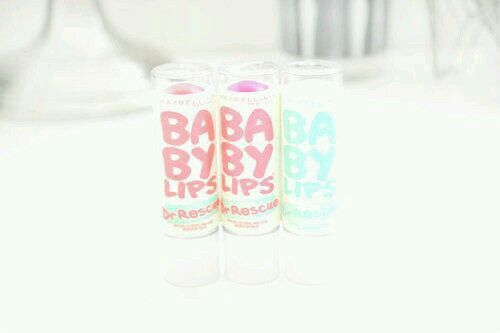 Baby Lips Dr Rescue♡