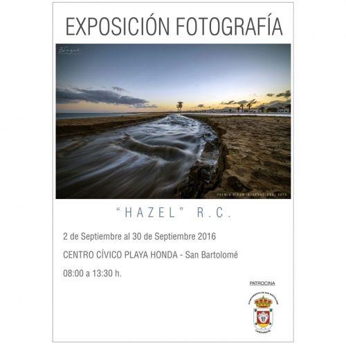 Exposición de fotografías de Hazel Rodríguez Cejas ()