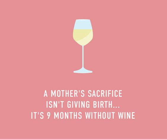 Funny Mother's Day cards: The ultimate sacrifice: