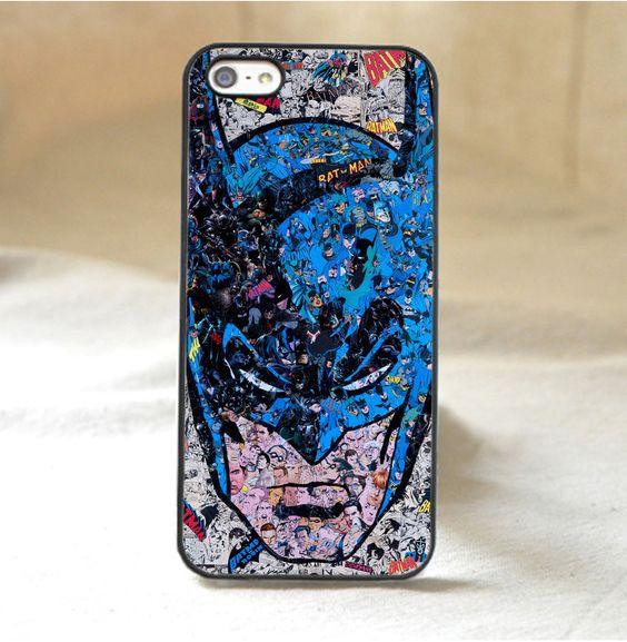 A Batman Comic Phone Cases
