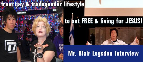 Image result for Blair Logsdon's story