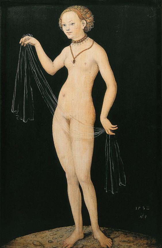 Venus, Lucas Cranach the Elder