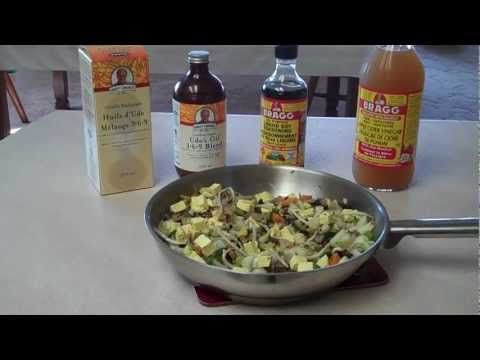 vinegar soy sauce tofu apple cider vegans diana vinegar vegetables ...