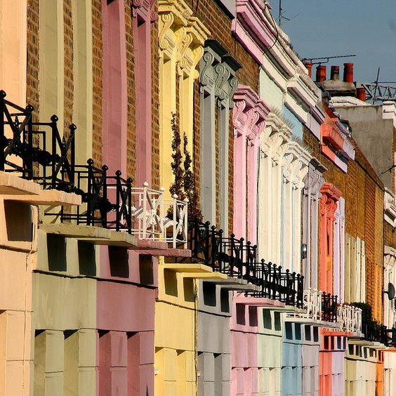 London, Hartland Road