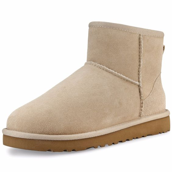 UGG - Women's Classic Mini Boots - Sand