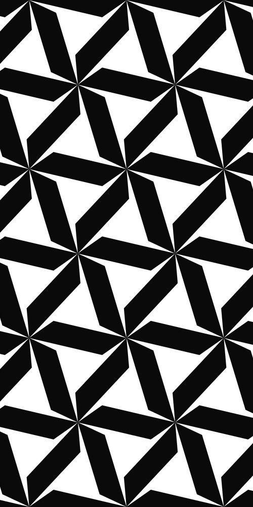 Simple Geometric Patterns Seamless Geometric Patterns Vector