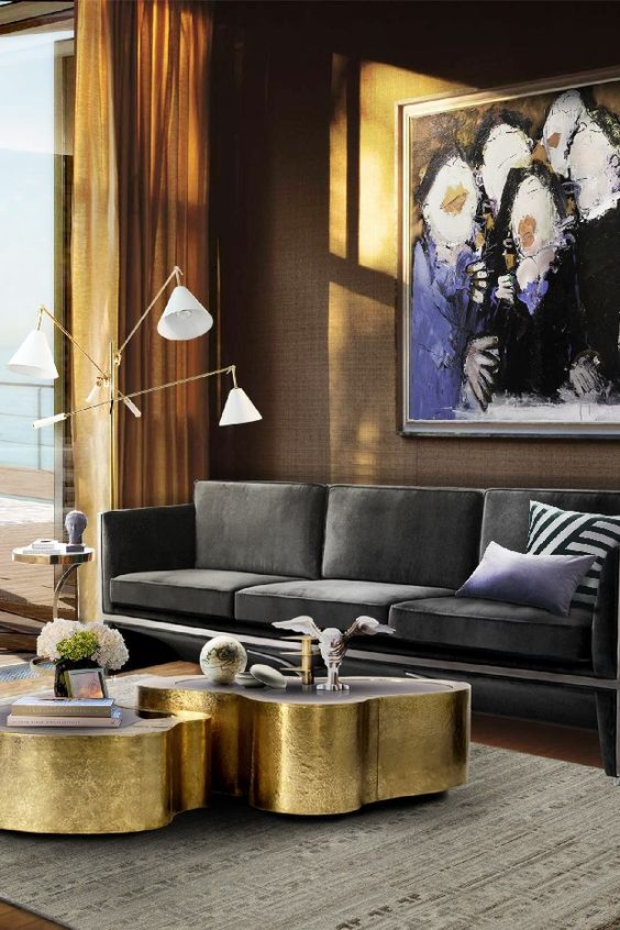 Interior Design Tips: Get the perfect living room designs   Living ...