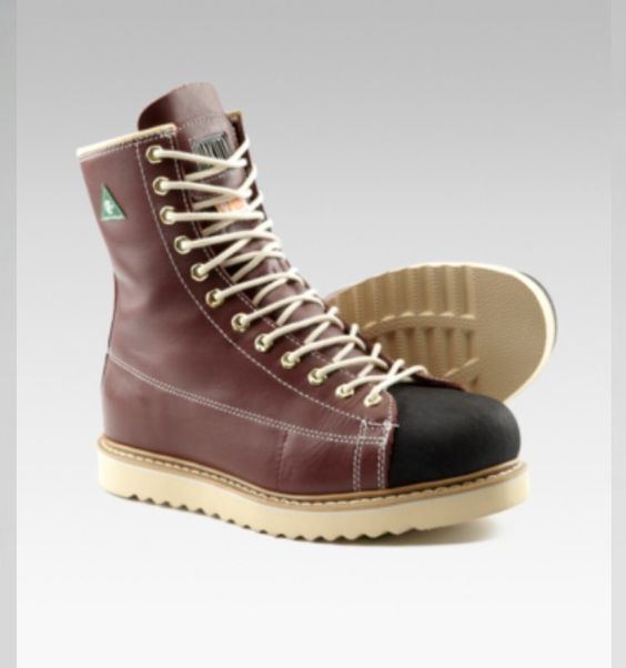 Dakota steel toe work boots from Marks :p weirdly love these xD ...