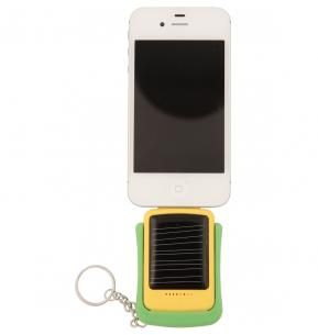 Solar Powered back-up battery for iphone