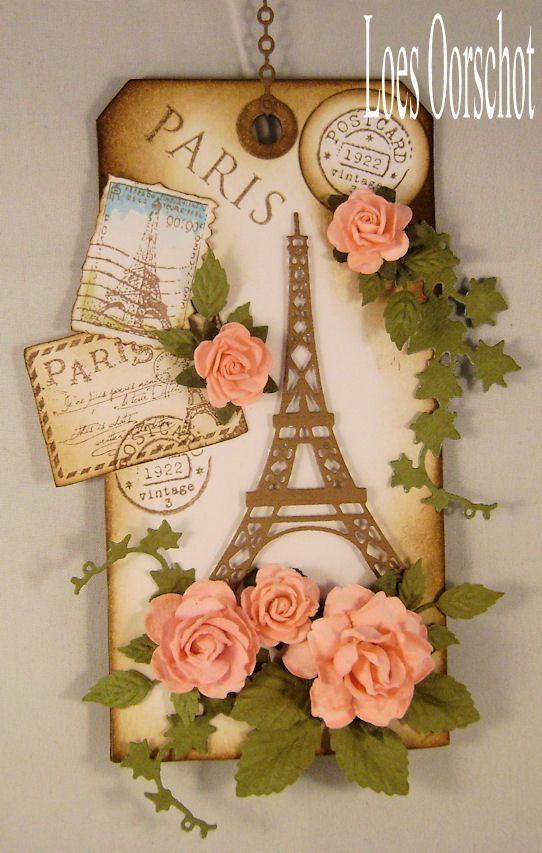 Paris tag ~ Scrapaloes