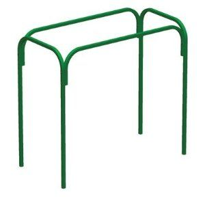 EarthBox 1010044 Garden Stand by EarthBox. $36.00. Designed by request from the earthbox customers. Not recommended for growing tall or top-heavy crops. Includes: 4 sturdy steel frames, stainless steel hardware, assembly tools, and instructions. Can even double as a work station for planting and replanting your earthboxes. Offers the perfect height for picking low-growing herbs and produce. Designed by request from the EarthBox customers. No more bending. The Garden S...