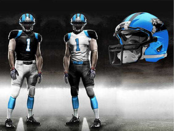 Nike jerseys for wholesale - Carolina Panthers New Uniforms | on one of the NFL's great uniform ...