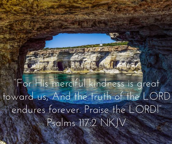 Psalms 117:2