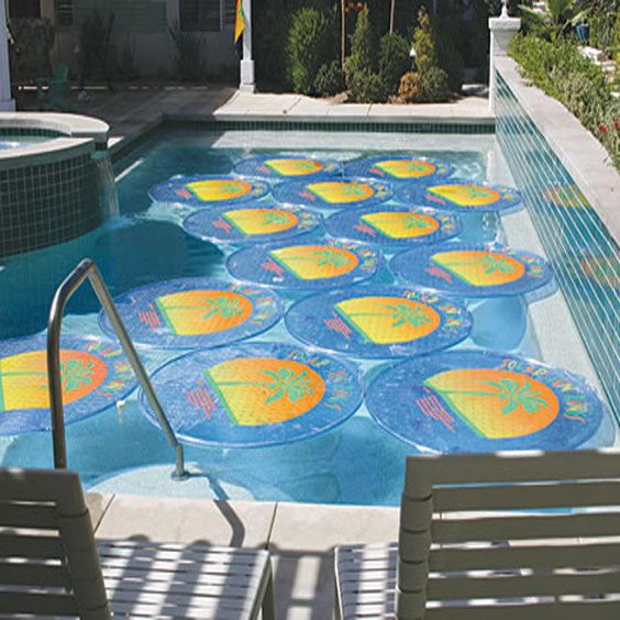 6 Pack Solar Sun Rings Swimming Pool Heater Cover Thermal Blanket Model SSRN