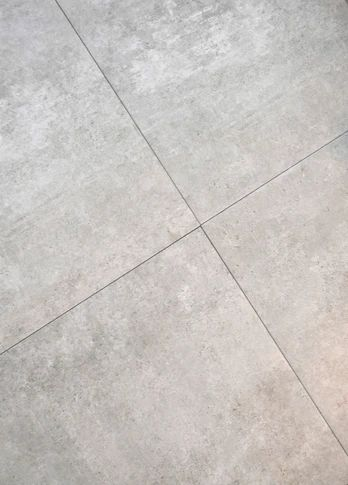 Cemento White Matte tile | 60x60cm Ceramic Planet
