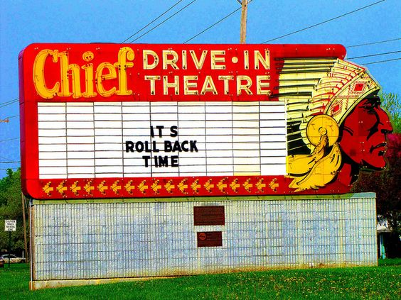 chief drivein theater topeka kansas kansas