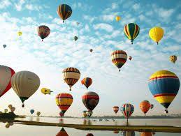 Resultado de imagen de imagenes de globos aerostáticos